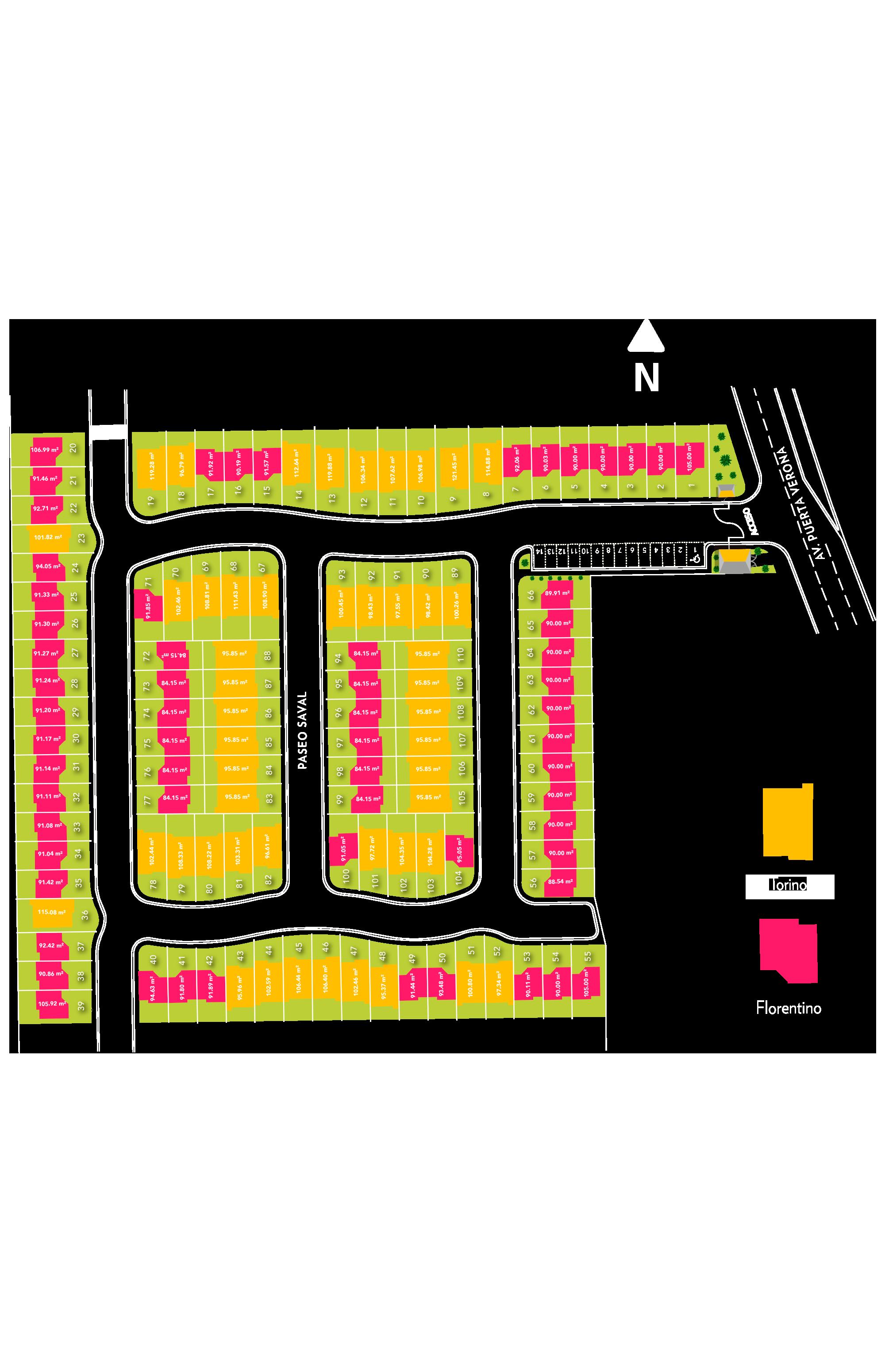 lotificacion-puerta-verona-saval